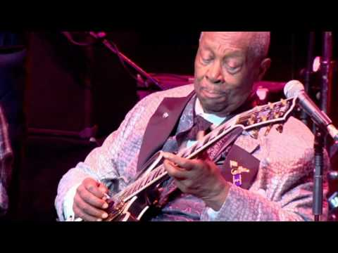 Live Music - B.B. King Jams with Slash and Others-Live at the Royal Albert Hall 2011.