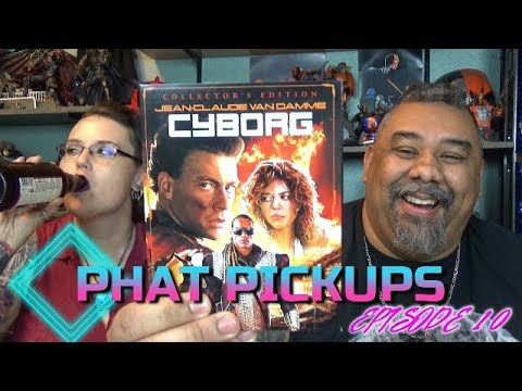 PHAT PICKUPS Episode10 (EPIC Blu-Ray Collection Update & More!)