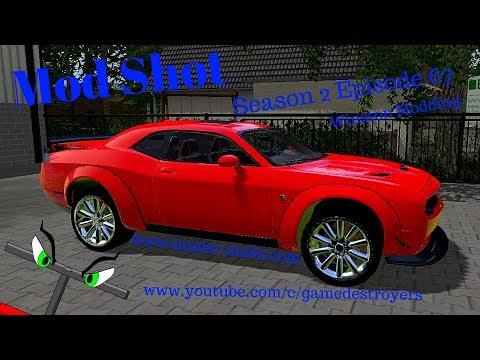 Dodge Challenger SRT Hellcat v1.0