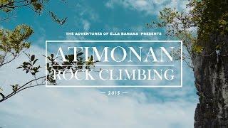 Atimonan Philippines  City new picture : Atimonan Rock Climbing – Travel Video || Nikon D5300