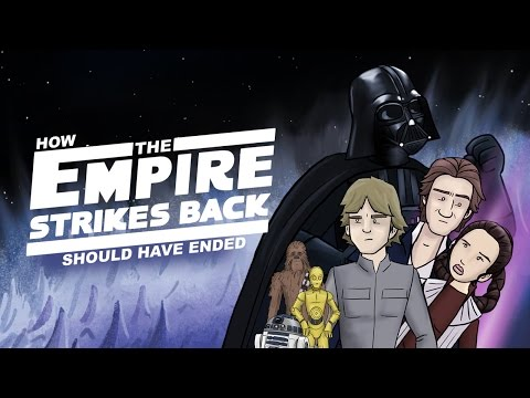 y - Welcome to Season 2! Now, who's your daddy? If you want more Star Wars HISHE, check out our website: http://www.howitshouldhaveended.com for exclusive bonus ...