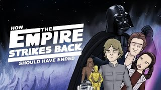 Nonton How The Empire Strikes Back Should Have Ended Film Subtitle Indonesia Streaming Movie Download