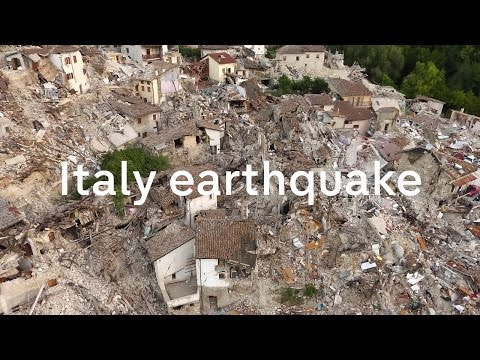 Italy Earthquake: ancient villages destroyed, aftershocks continue