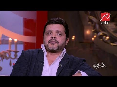 محمد هنيدي: تامر حسني نجح في الكوميديا