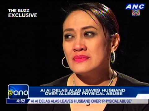 AI - Netizens are talking about comedienne Ai Ai delas Alas who broke down on the showbiz talk show The Buzz, as she confirmed she's no longer with her husband Je...