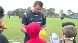 Wallabies: Squad down to 31 for Springboks clash | Rugby Championship Video