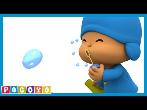 Pocoyo - Bolinhas de sabão  (S01E12)  Português europeu  Desenhos animados