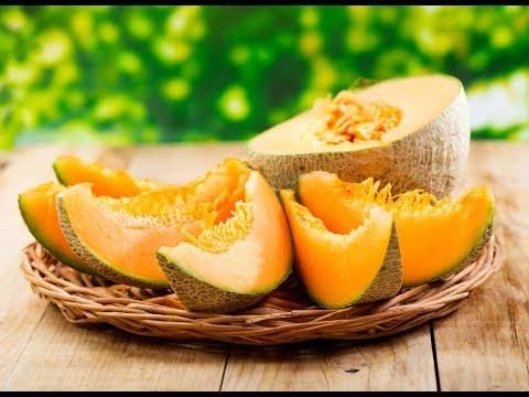 le importanti proprietà del melone