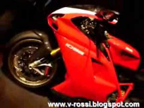 Ducati's 180bhp 1098R