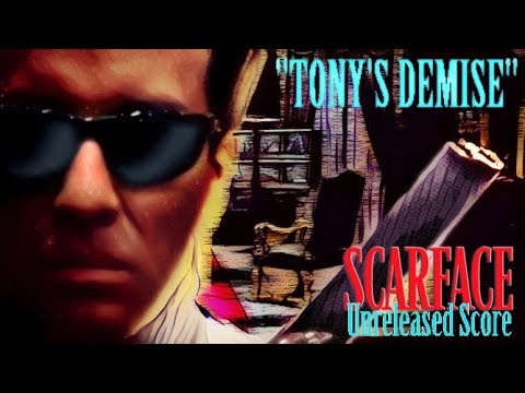 Giorgio Moroder - Tony's Demise *1983* [Scarface Soundtrack]