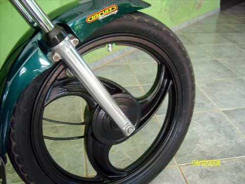 Chrespim - Honda Titan 125 K 03/04