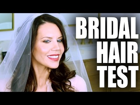 Download MY WEDDING HAIR  | Tati and James Wedding HD Mp4 3GP Video and MP3