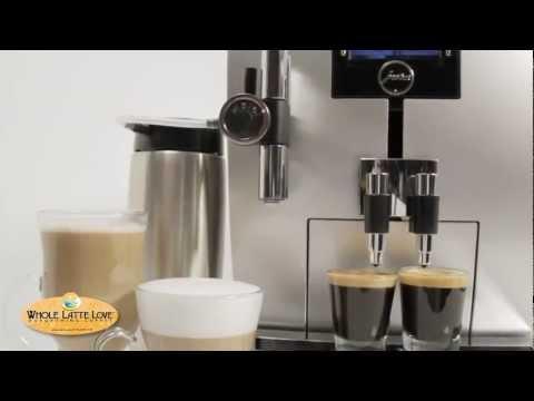 Jura-Capresso Impressa J9 Espresso Machine
