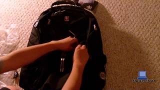 A full unboxing, tour, and review of the SwissGear Travel Gear ScanSmart Backpack 1900(black) laptop backpack. Link for ...