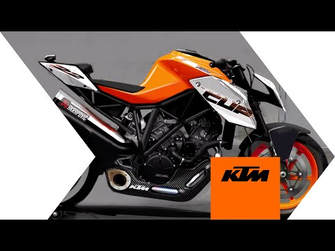 "KTM 1290 SUPER DUKE R – The birth of ""The Beast"""