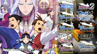 Nonton Ace Attorney: All Cross-Examination Themes 2016 (Reupload) Film Subtitle Indonesia Streaming Movie Download