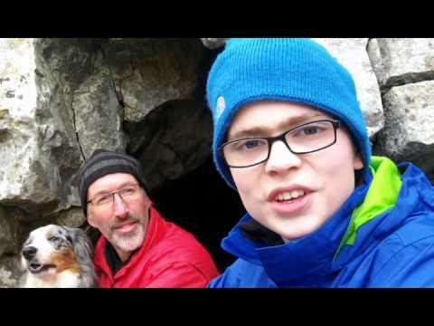 Settle College School Report Video: Cave Rescue