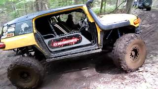 Best Toyota FJ Cruiser Off-Road Custom Build I have seen so far Humman Off-Road Adventures presents off road trucks, 4x4 off ...