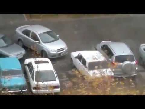 Сдали нервы...Случай на парковке Смотреть ВСЕМ! (видео)