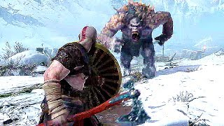 GOD OF WAR 4 - 15 Minutes of Gameplay Demo PS4 (2018)