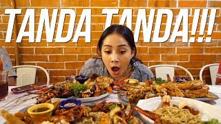 Video COBAIN SEMUA MENU SEA FOOD SUPER LEZAT, TANDA TANDANYA? - KelapaRans MP3, 3GP, MP4, WEBM, AVI, FLV April 2019