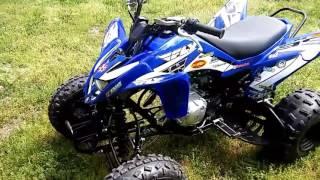 3. Yamaha raptor 125