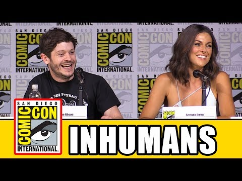 Marvel's INHUMANS Comic Con Panel