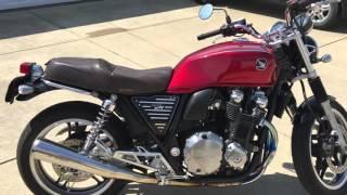 10. Honda CB 1100 Review