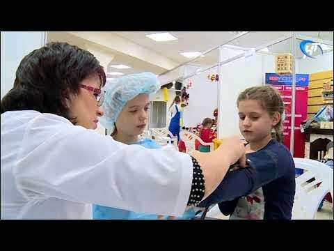 С особенностями различной работы дети познакомились в «Городе профессий»