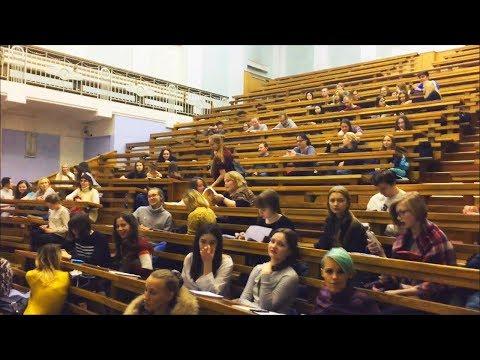 Первые дни учебы в университете: Как это было? (видео)