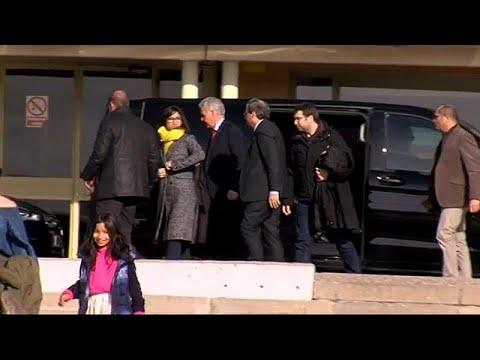 Καταλονία: Επίσκεψη Τόρα στους φυλακισμένους αποσχιστές…