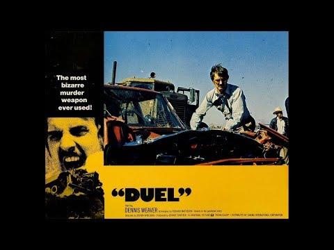 Duel (1971) - Subtítulos en Español - Película Completa
