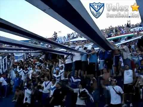 Video - les meilleurs supporters du monde .17 (la pandilla de liniers) velez .buenos aires argentine - La Pandilla de Liniers - Vélez Sarsfield - Argentina