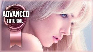 Advanced Photoshop Tutorial #5 - Professional Grading With Divided Solid Color
