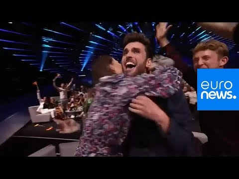 Niederlande gewinnen den Eurovision Song Contest 2019  ...