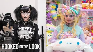 Video The Goth Who Lives With A Lolita Doll | HOOKED ON THE LOOK MP3, 3GP, MP4, WEBM, AVI, FLV Januari 2019