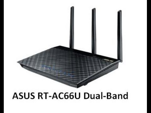 ASUS RT AC66U Dual Band Wireless AC1750 Gigabit Router Review - Our #3 Pick
