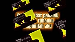 Video Ampuni Aku Vocal Merpati Band lirik by T'elmira MP3, 3GP, MP4, WEBM, AVI, FLV Juni 2018