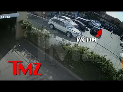 Nipsey Hussle Shooting Captured On Surveillance Video, Possible Suspect Seen | TMZ