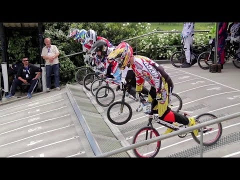 L'European League de BMX 2014 � Besan�on