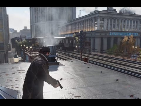 Watch_Dogs: Open World Gameplay Premiere Commented [North America]