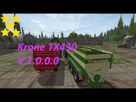 Krone TX430 v1.1.1.0