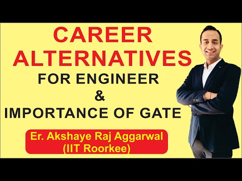 Career Alternatives for an engineer | Importance of GATE | GATE Pattern | GATE Benefits