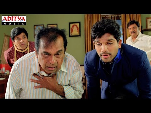 So Satyamurthy Movie Comedy Trailer  Allu ArjunSamantha