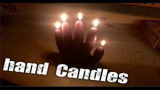 In this video we made some cool hand shaped wax hands/candles using some rubber gloves and wax from some old candles.if you managed to enjoy this video... please give it a like. it would be very much appreciated. thanks for watching and if you'd like to see more videos check out our channel and subscribe!