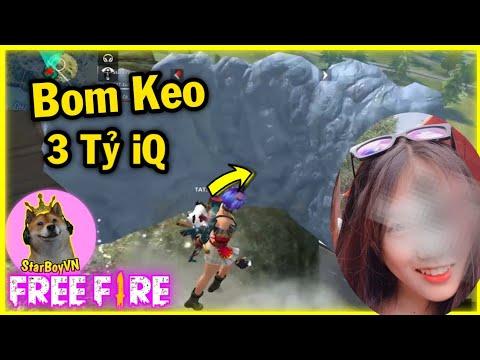 [Free Fire] Bom Keo 3 Tỷ IQ đến từ cô nàng TAT để giật Top 1 | StarBoyVN | Nonolive - Thời lượng: 10 phút.