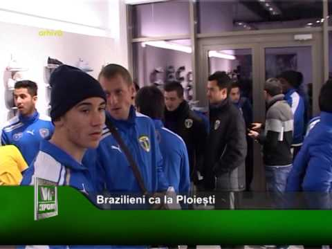 Brazilieni ca la Ploiești