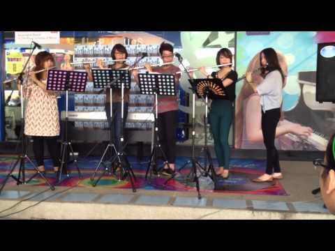 Flute Season 2 ครูฟอร์ด & ครูฝน