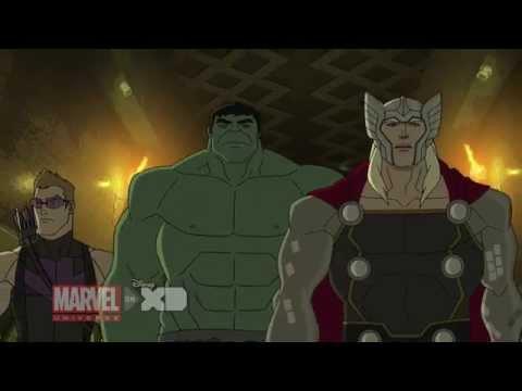 Marvel's Avengers Assemble 2.10 (Clip)
