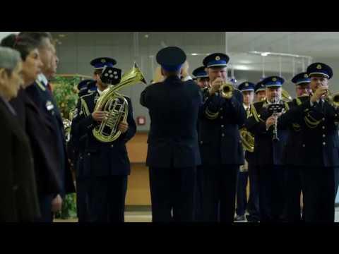 Koszorúzás - Dr. Kopácsi Sándor rendőr altábornagyra, Budapest egykori rendőrfőkapitányára emlékezünk.